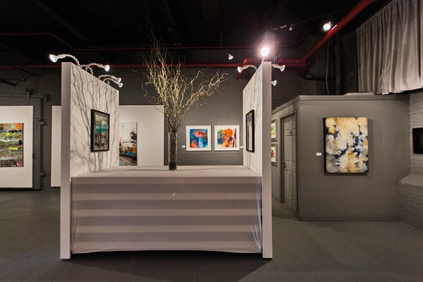 Photo of New Jersey event space venue Barsky Gallery's Barsky Gallery
