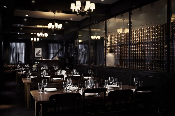 Photo of San Francisco event space venue Wayfare Tavern's Bartlett Room
