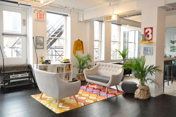 Photo of NYC / Tri-State event space venue Knotel - Houston's Reception Area