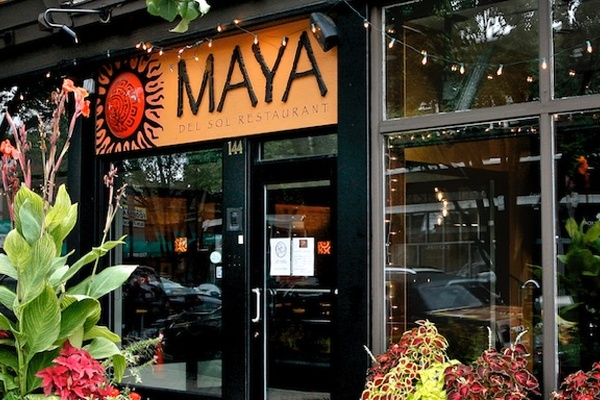 Photo of Chicago event space venue Maya Del Sol's Main Dining Room