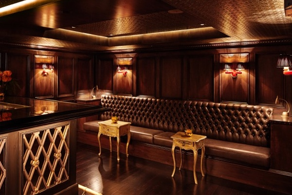 Photo of San Francisco event space venue Gaspar Brasserie's Cognac Room