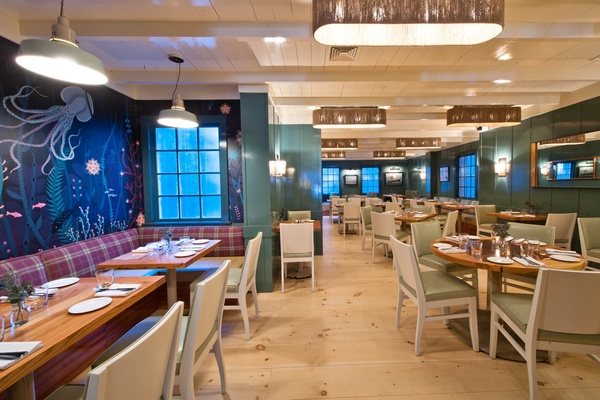 Photo of NYC / Tri-State event space venue Crave Fishbar UWS's Back Dining Room