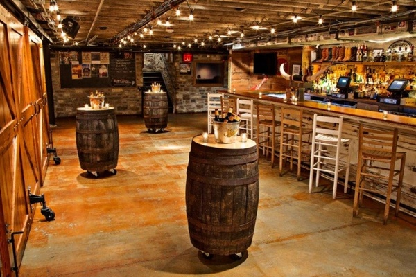Photo of DC / MD / VA event space venue Hill Country Barbecue Market's Full Venue
