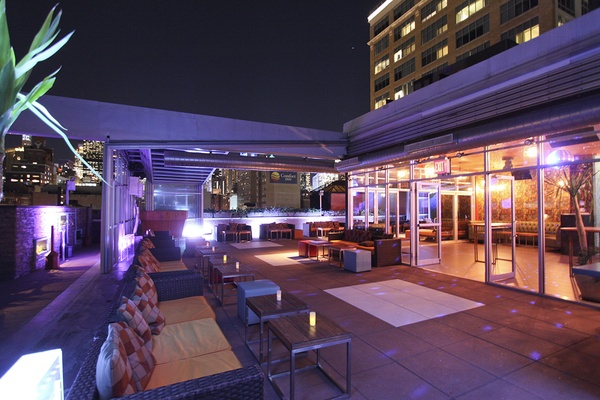 Photo of NYC / Tri-State event space venue Stage 48's Cantina Rooftop