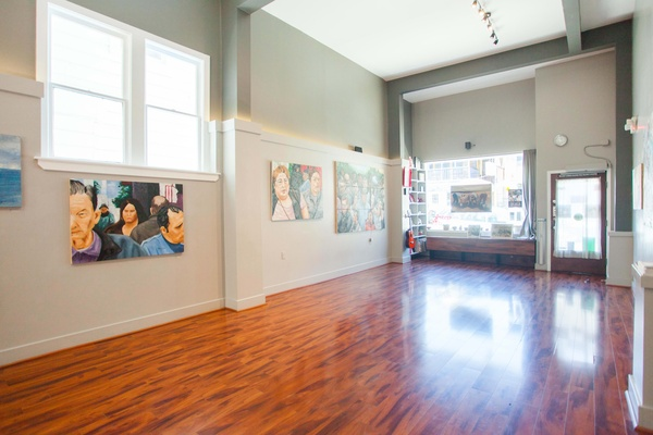 Photo of San Francisco event space venue Spark Arts's Studio