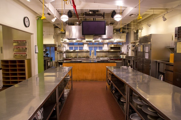 Photo of NYC / Tri-State event space venue Natural Gourmet Institute's Kitchen 3