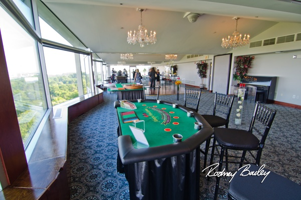 Photo of DC / MD / VA event space venue Top of the Town's Reception Facility Sections A, B, & C