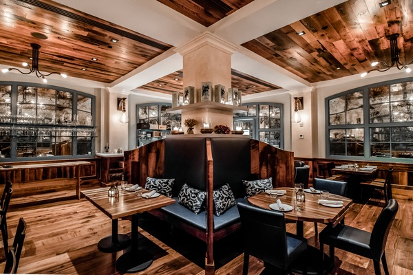 Photo of NYC / Tri-State event space venue Trattoria Italienne's Main Dining Room