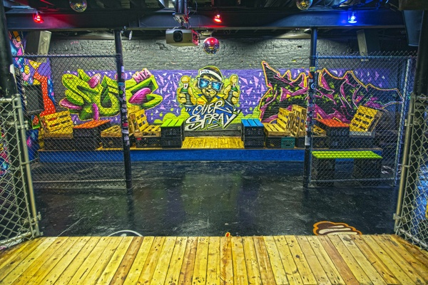 Photo of Greater New York event space venue Nyc Arts Cypher's Overspray
