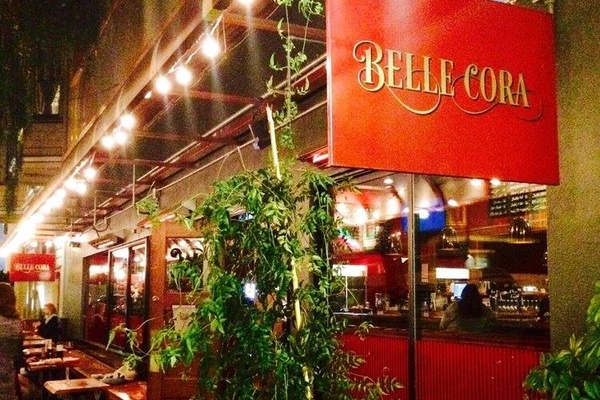 Photo of San Francisco event space venue Belle Cora's Main Space