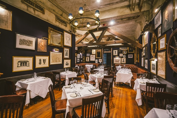Photo of NYC / Tri-State event space venue Bills Townhouse's Main Dining Room