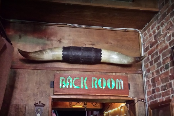 Photo of NYC / Tri-State event space venue Branded Saloon's Back Room/Performance Venue