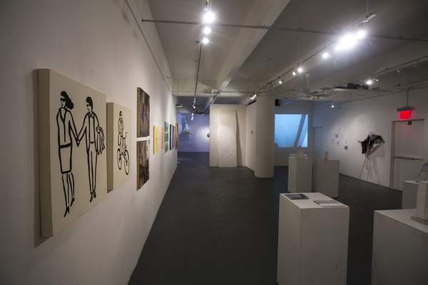 Photo of NYC / Tri-State event space venue Midtown Gallery Space's Large Midtown West Gallery Space