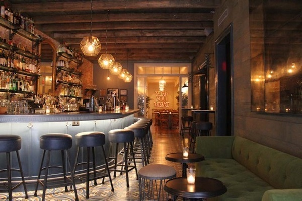Photo of NYC / Tri-State event space venue Bo's Kitchen & Bar Room's Main Dining Room (With Bar) - Buyout