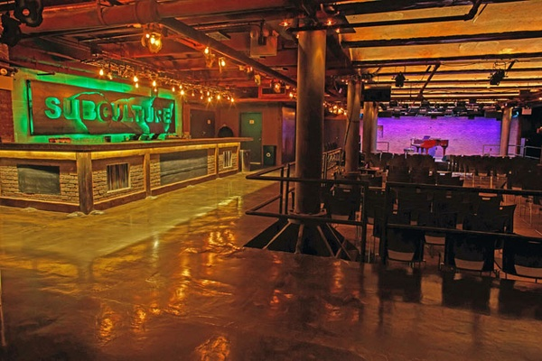 Photo of NYC / Tri-State event space venue SubCulutre Arts Underground's Full Venue