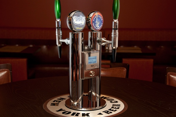 Photo of NYC / Tri-State event space venue The New York Beer Company's Custom Draft Tables