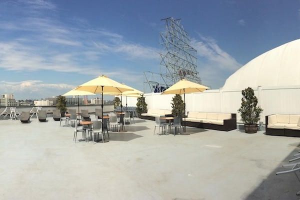 Photo of NYC / Tri-State event space venue CityView Events's CityView Rooftop