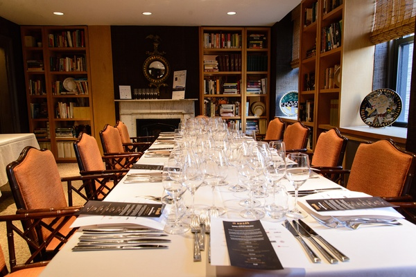 Photo of NYC / Tri-State event space venue The James Beard House's Peter Kump Boardroom
