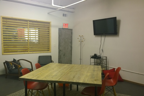 Photo of DC / MD / VA event space venue The Compound Cowork's Conference Room