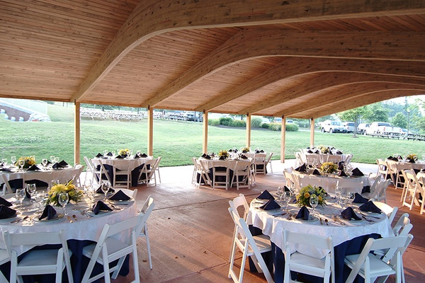 Photo of DC / MD / VA event space venue The Golf Club At South River's Pavillion