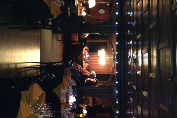 Photo of Bay Area event space venue Winchester Mystery House's Venetian Dining Room