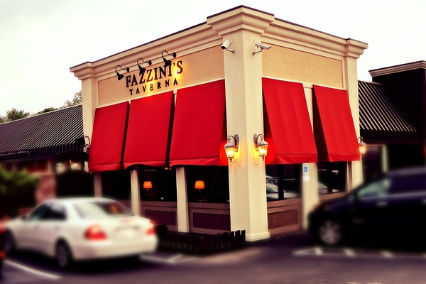 Photo of DC / MD / VA event space venue Fazzini's Taverna's Main Dining Room