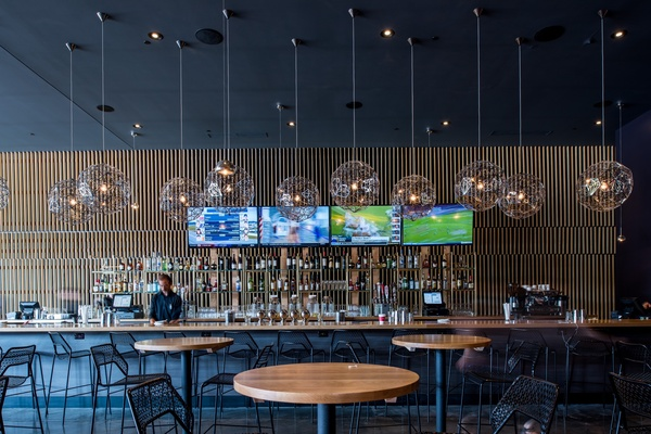 Photo of DC / MD / VA event space venue Silverspot Cinema Chapel Hill - Trilogy Restaurant's Main Dining Room - Buyout
