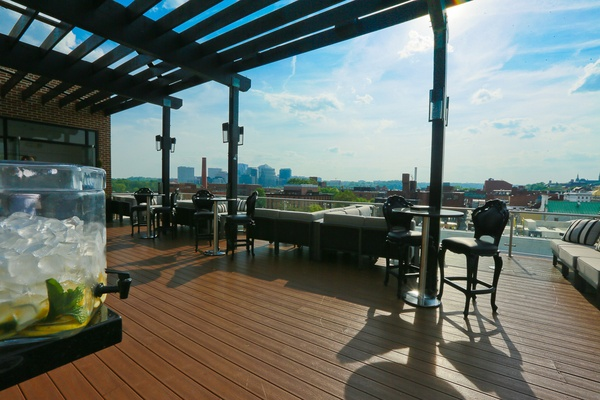 Photo of DC / MD / VA event space venue The Graham Georgetown's The Graham Georgetown Rooftop