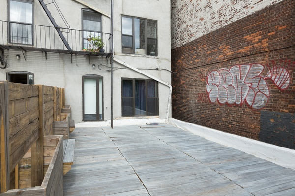 Photo of NYC / Tri-State event space venue Alpha Space's Outdoor Deck