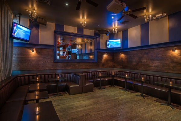 Photo of NYC / Tri-State event space venue SideBAR's Back Lounge
