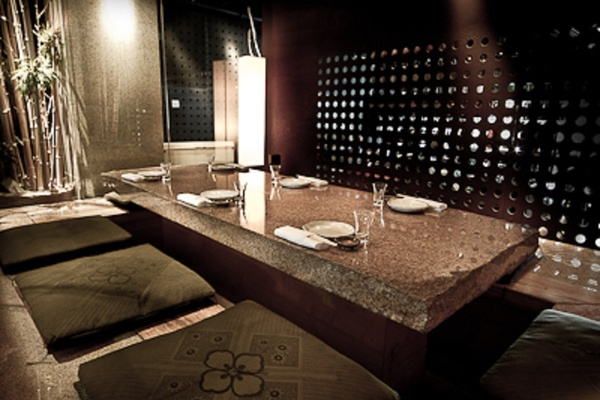 Photo of San Francisco event space venue Ozumo San Francisco's Private Kotatsu Room