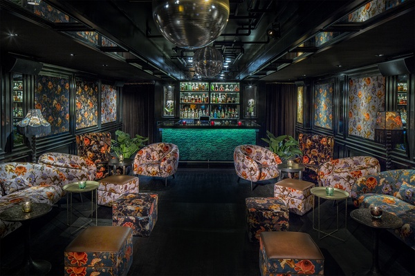 Photo of NYC / Tri-State event space venue Hotel on Rivington's JIA Lounge