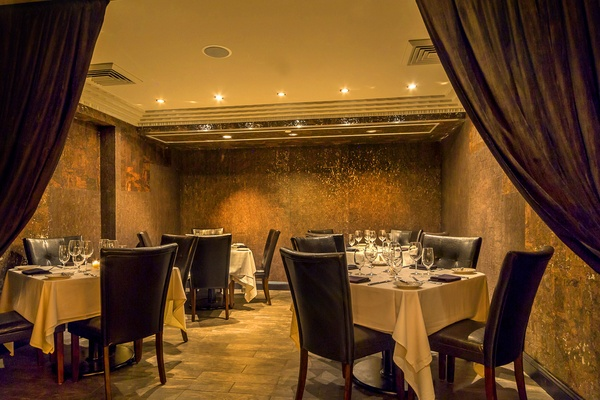 Photo of NYC / Tri-State event space venue Angus Club Steakhouse's Oak Room