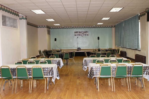 Photo of Chicago event space venue Irish American Heritage Center's Shanachie Room (Room 109)