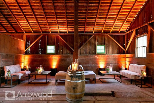 Photo of San Francisco event space venue Annadel Estate Winery's Barn