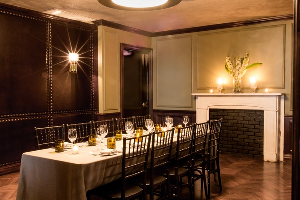 Photo of NYC / Tri-State event space venue The Monarch Room's Private Dining Room - Bergamot