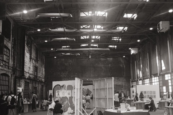 Photo of NYC / Tri-State event space venue Greenpoint Terminal Warehouse's Greenpoint Terminal