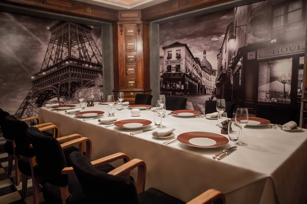 Photo of NYC / Tri-State event space venue Benoit Bistro's Officine