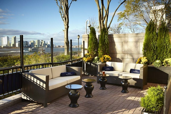 Photo of NYC / Tri-State event space venue Merchants River House's North Patio