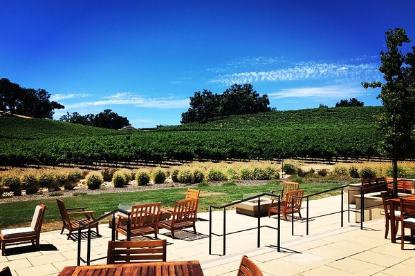 Photo of San Francisco event space venue Justin Vineyards and Winery's Terrace Patio