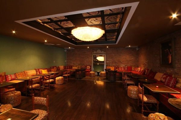 Photo of NYC / Tri-State event space venue Arabesque's Berber Lounge