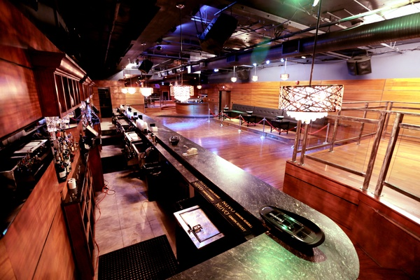 Photo of DC / MD / VA event space venue Bliss Nightclub's Middle Space