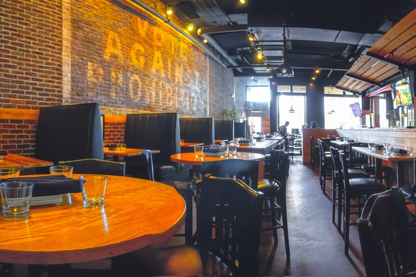 Photo of DC / MD / VA event space venue Brickside Food & Drink's Main Dining Room