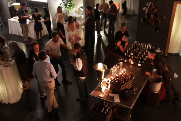 Photo of Bay Area event space venue The Workshop-Emeryville's Spacious Modern Industrial Event Venue