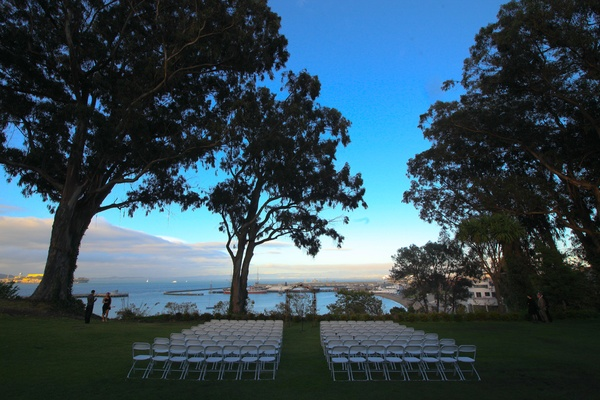 Photo of San Francisco event space venue Fort Mason General's Residence's General's Residence