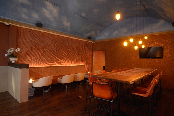Photo of DC / MD / VA event space venue OZ Restaurant and Bar's Main Space