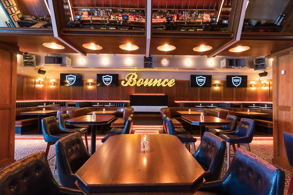 Photo of Chicago event space venue Bounce Sporting Club's The Field HouseMain Space