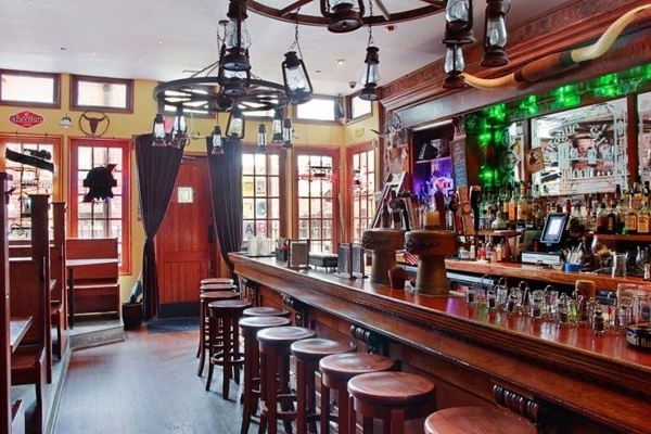 Photo of NYC / Tri-State event space venue Branded Saloon's Main Bar/Dining Room