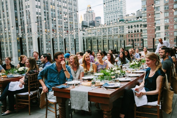 Photo of NYC / Tri-State event space venue Jay Suites Roof Top's Jay Suites Roof Top Main Space