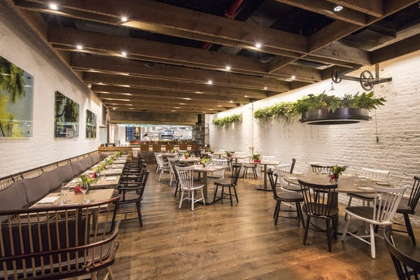 Photo of NYC / Tri-State event space venue Rouge Tomate Chelsea's Full Buy-Out